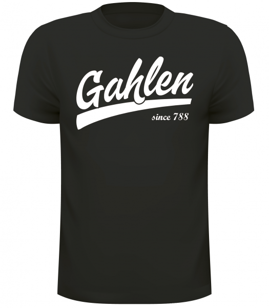 Kinder T-Shirt Gahlen since 788