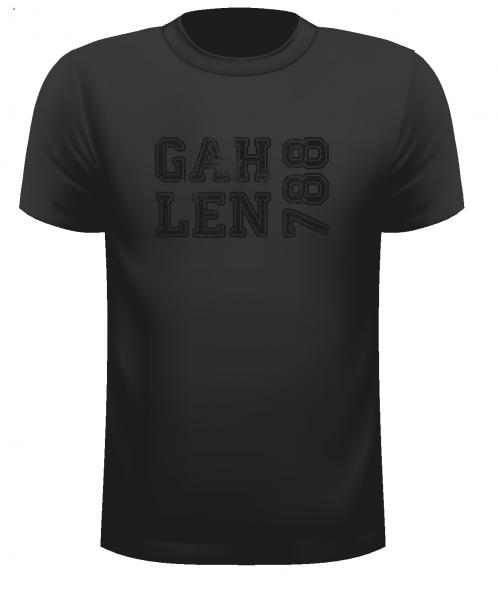 "T-Shirt ""Black Edition"" Gahlen 788 - Version 2"